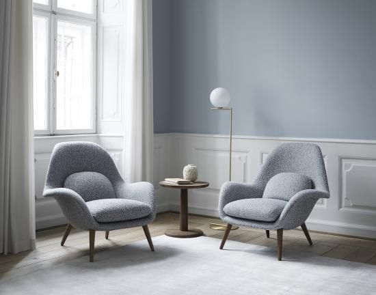 Swoon Chair And Ottoman Holloways Of Ludlow Swoon Lounge Chair Swoon Chairs Fredericia Furniture
