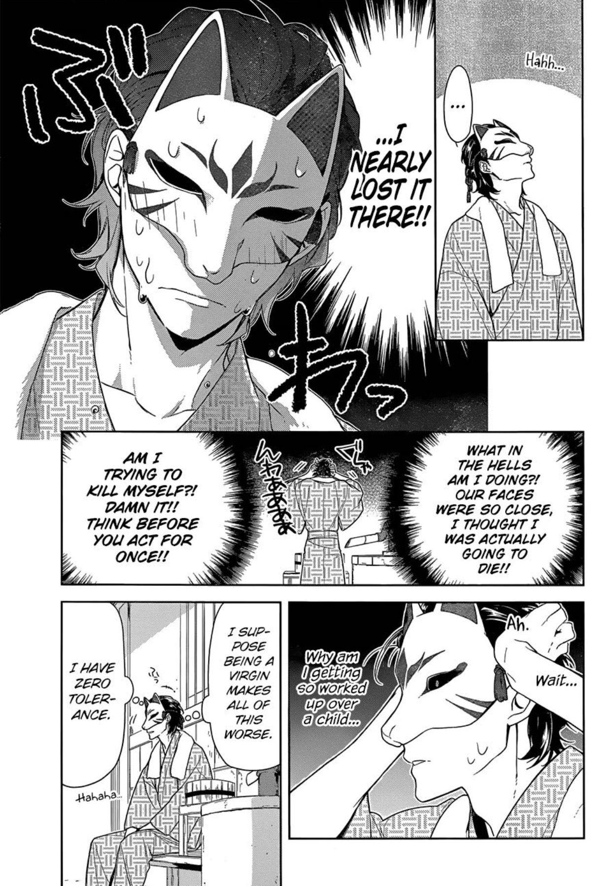 Pin by Animemangaluver on Nenene Manga Manga reader