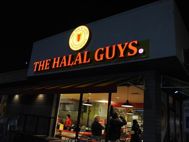First Taste At Halal Guys New Houston Outpost It Really Is All About The White Sauce Houston Restaurants Halal Guys