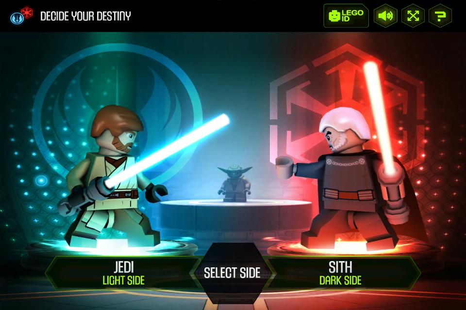 LEGO.com Star Wars The Complete Saga - Apps - LEGO® Star Wars ...