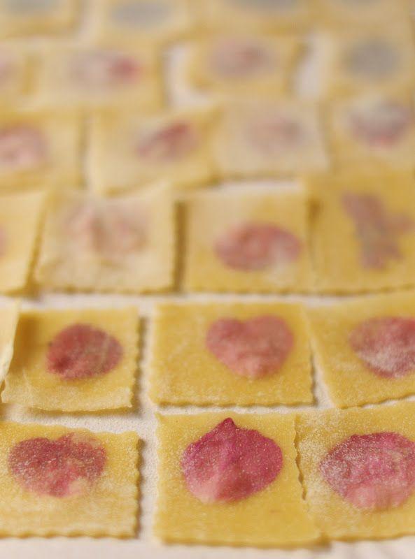 fiori con la pasta fresca - Cerca con Google