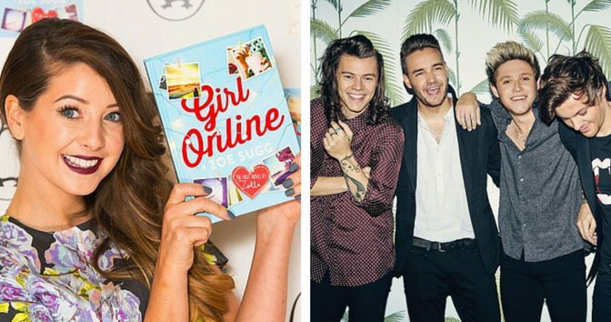 Are these One Direction lyrics or 'Girl Online' quotes? | PlayBuzz