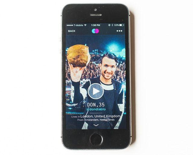 Amsterdam Dating-App