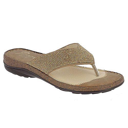 cb22ac741eaf Parex Γυναικείες Σαγιονάρες Comfort Με Χάντρες (Καφέ) 12217013  parex   parex shoes  shoes
