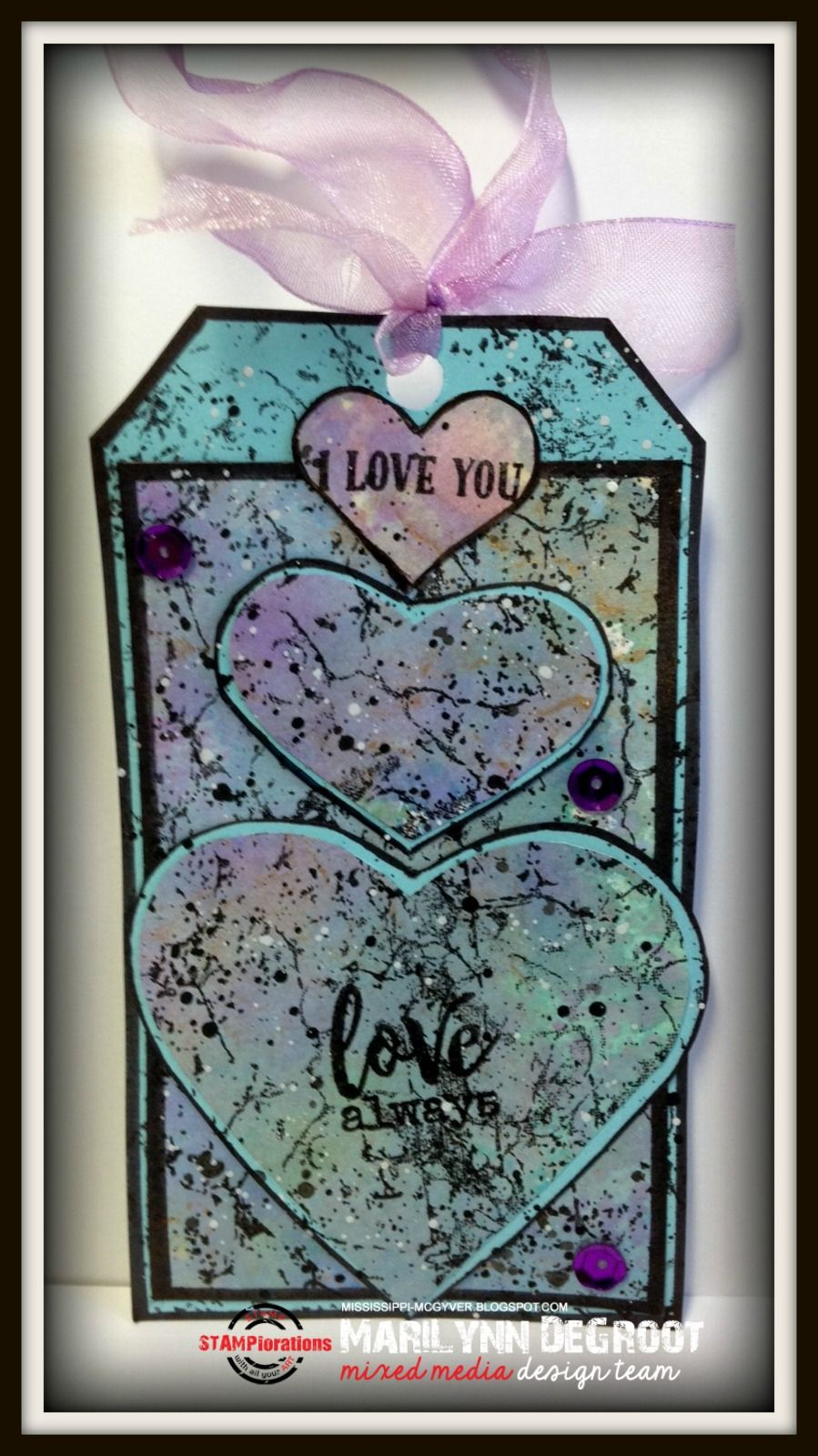 MariLynn's project for Love TAGplorations