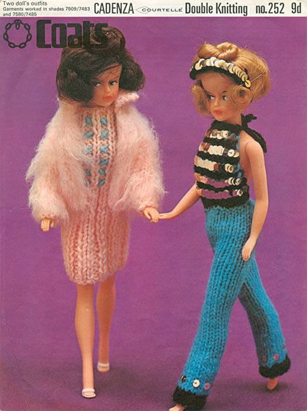 Pin By Debann Sutton On Knitted Items Pinterest 70s Toys And Dolls