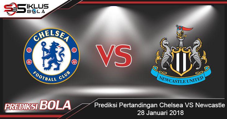 Prediksi Pertandingan Chelsea vs Newcastle United 28