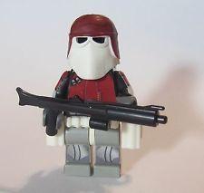 Galactic Marines Clone Custom Troopers Lego Star Wars minifigures