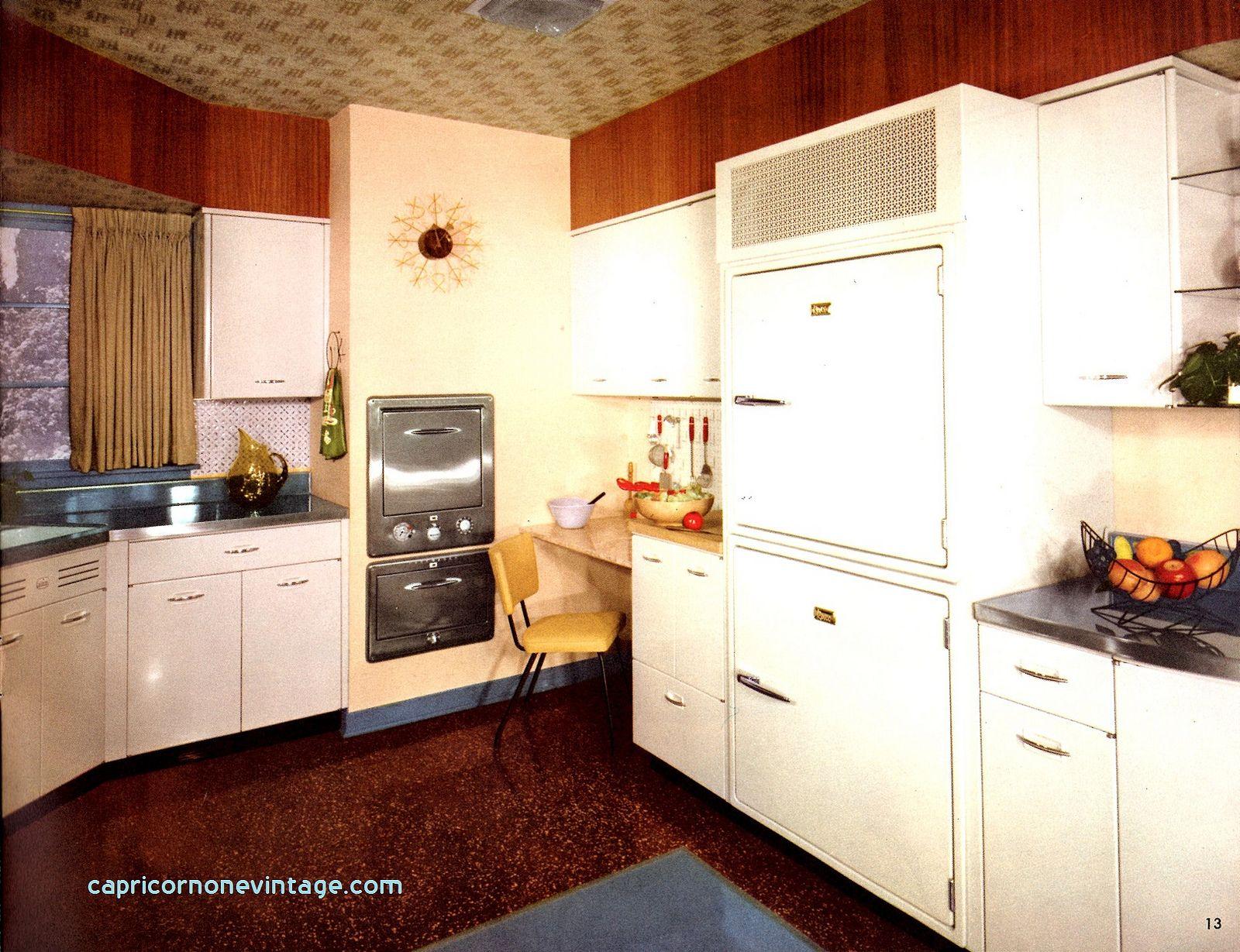 1955 Revco Bilt In Contemporary Kitchens In Charming Homes Catalog Retro Kitchen Contemporary Kitchen Kitchen