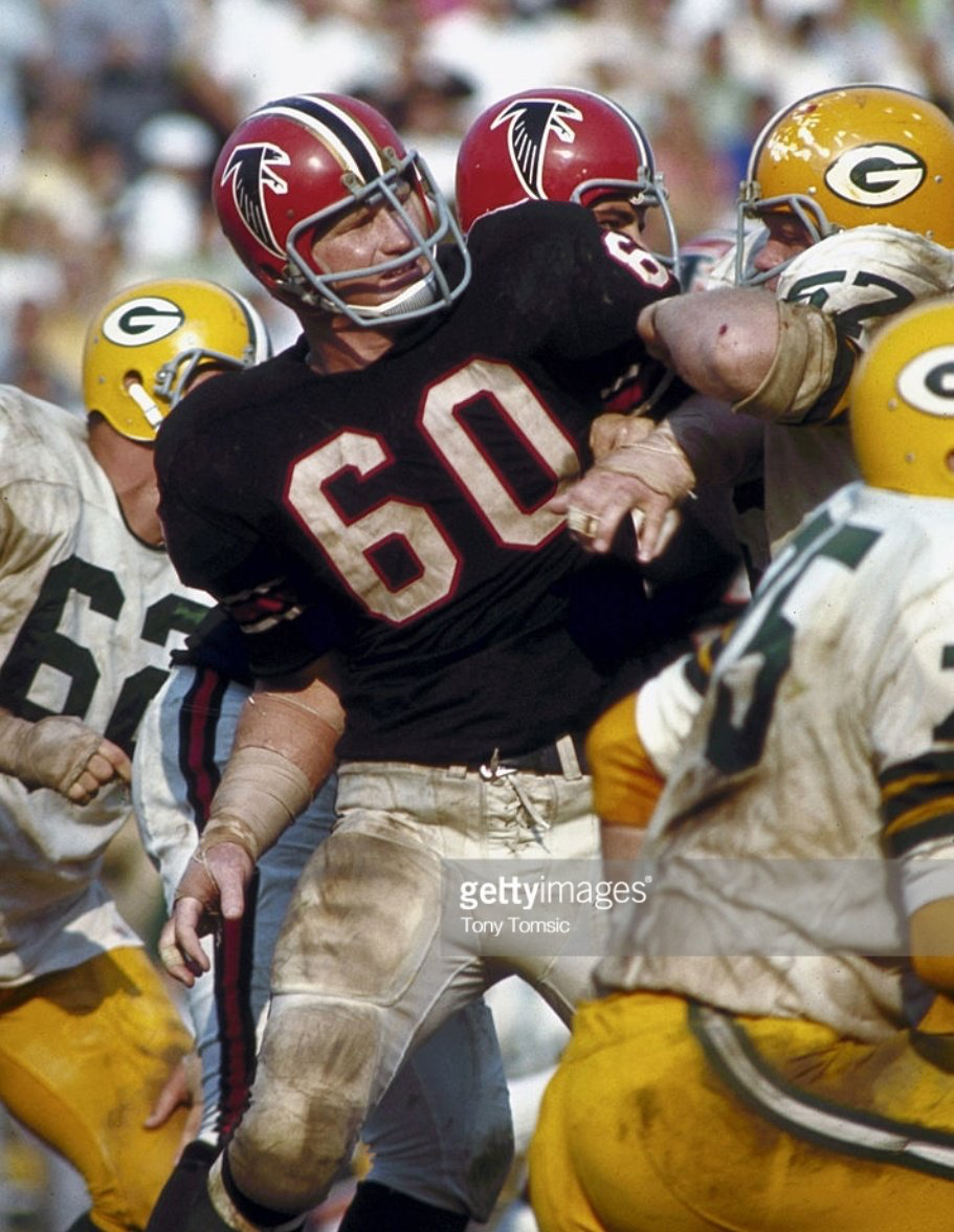 Pin By Kevin Gannon On Vintage Nfl Nfl Football Teams Nfl Football Players Falcons Football