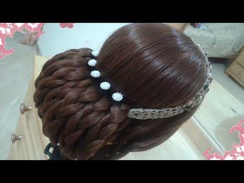 Peinados recogidos faciles y rapidos para fiestas