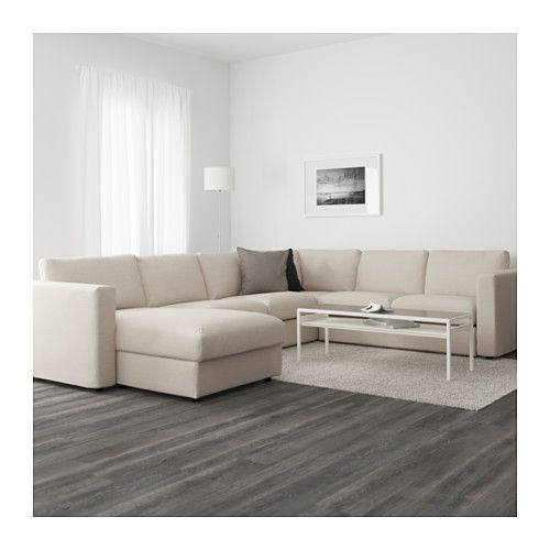 4 Piece Sectional With Chaise