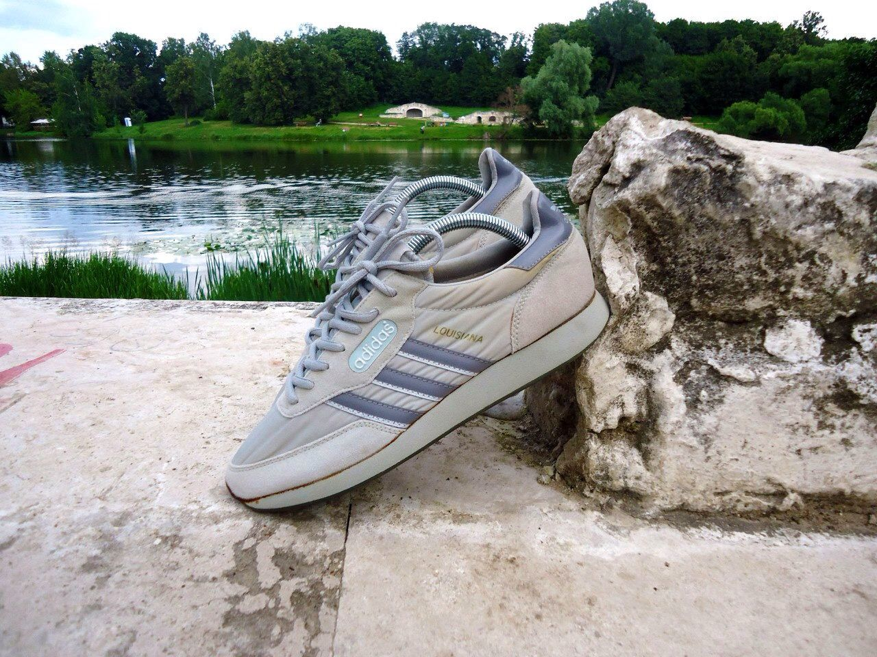 dcd0c30f28e16 Adidas Louisiana. Release: 1986. #adiporn #adidasvintage ...