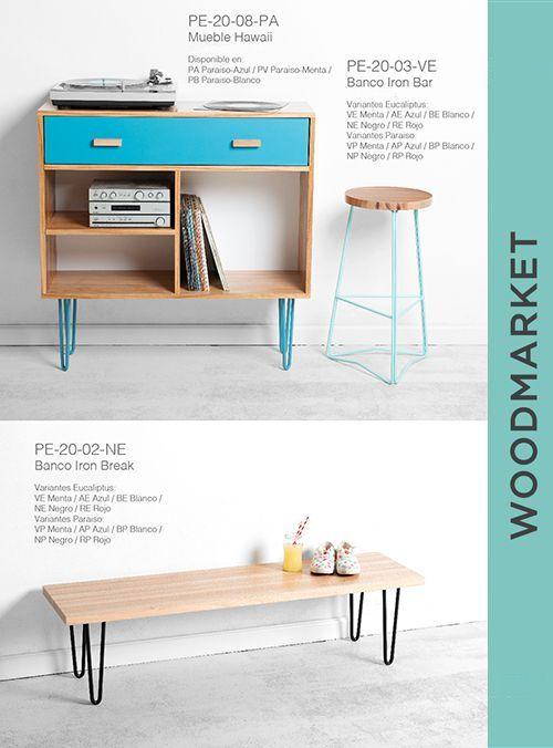 Wood Market   Hierro   Pinterest   Madera, Carpintería y Ideas de ...