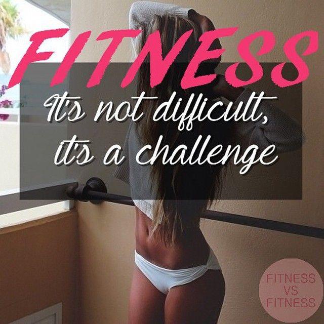 It's a challenge  #Health #Lifestyle #Fitness #Padgram