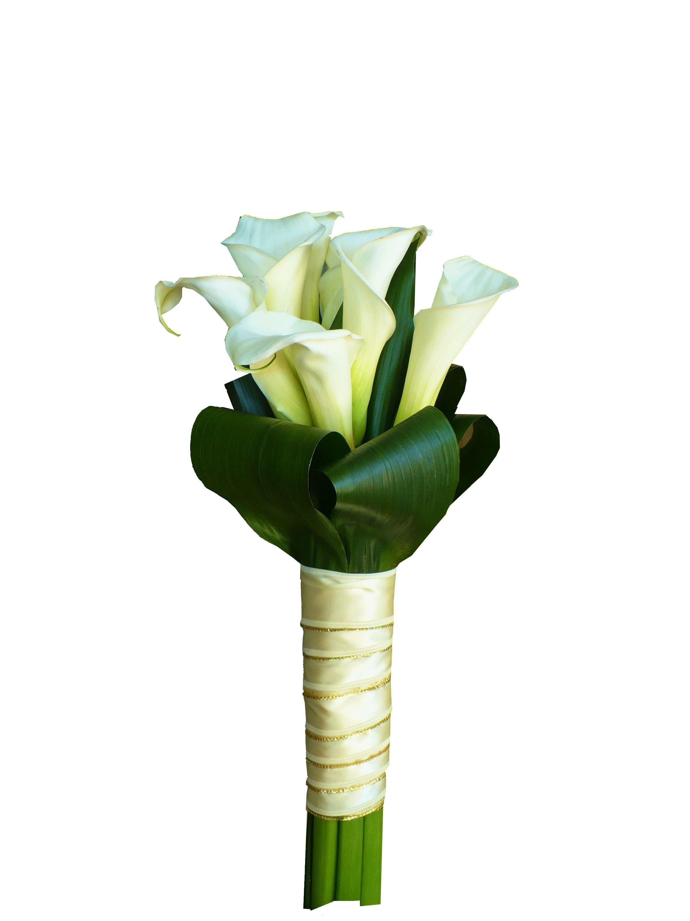 Calla Lily Bridal Bouquet Calla lily bridal bouquet