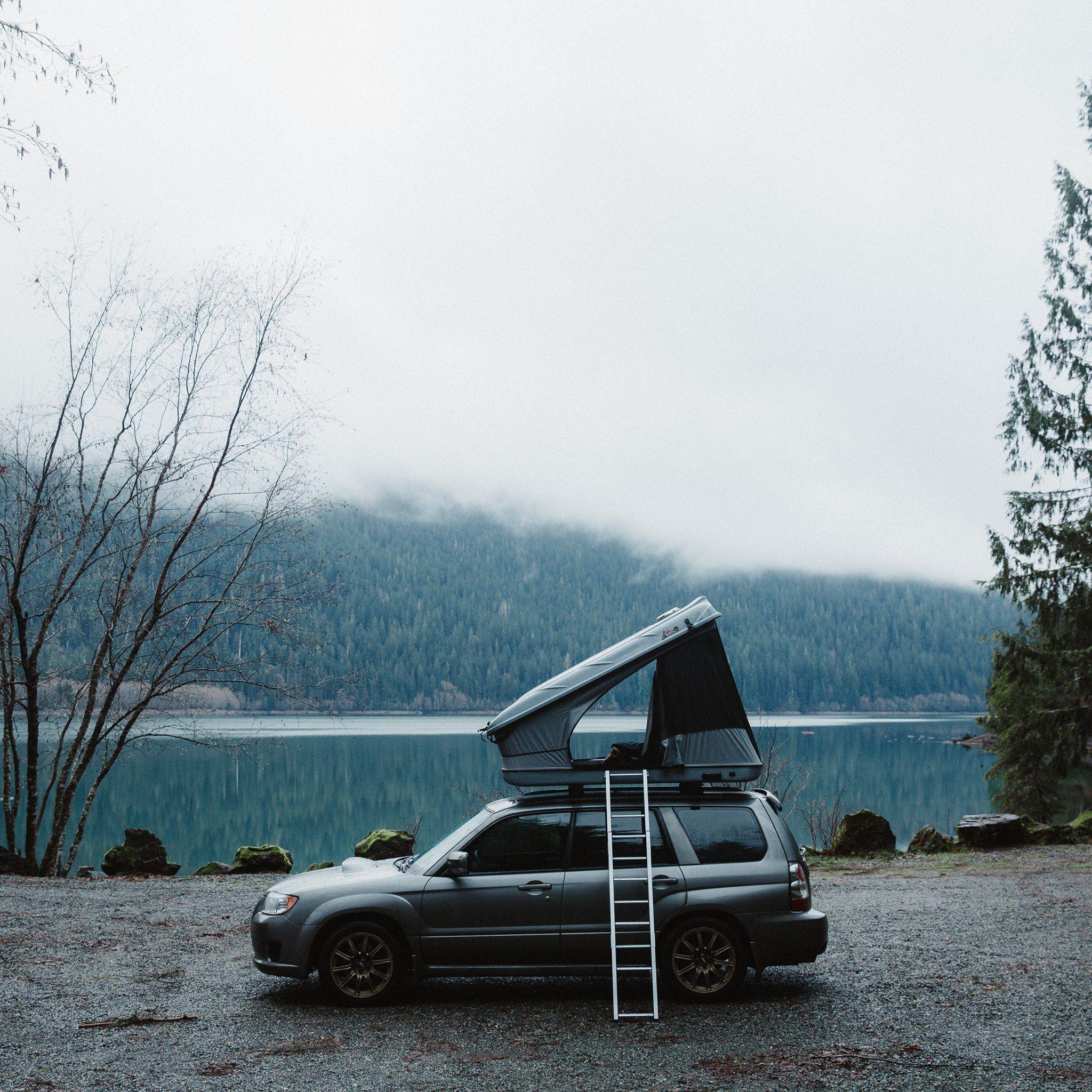 Subaru Forester Xt James Baroud Rooftop Tent Family