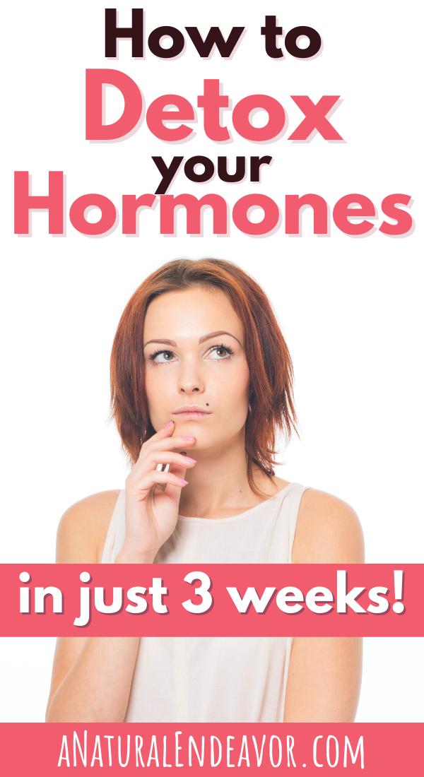 3 Week Hormone Reset Challenge For Women