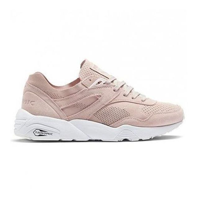 promo code 547db 8d85c ... women Baskets Puma R698 Soft Rose Pink Dogwood Trinomic ...