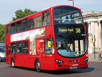 38. Super frequent, goes between Hackney and central London, and runs at night.