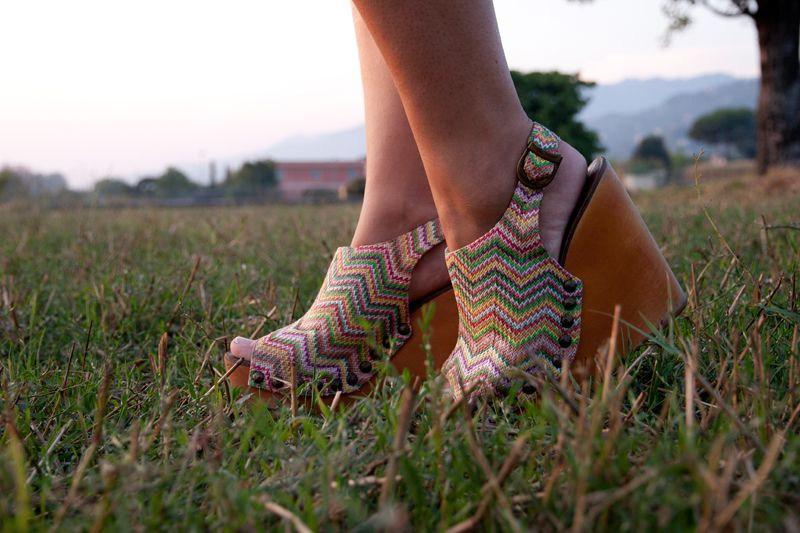 """Jeffrey Campbell """"Snick"""" Wedges"""