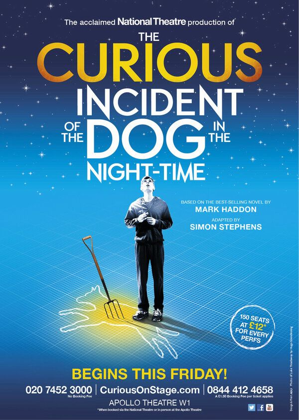 The Curious Incident of the Dog in the Night-Time   A National Theatre Production