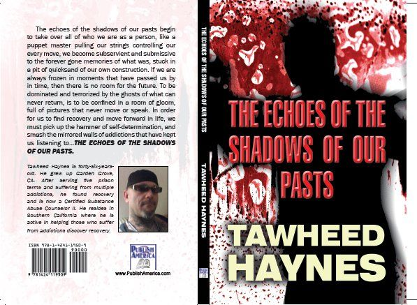 "Check out my book ""The Echoes of the Shadows of our Pasts"""