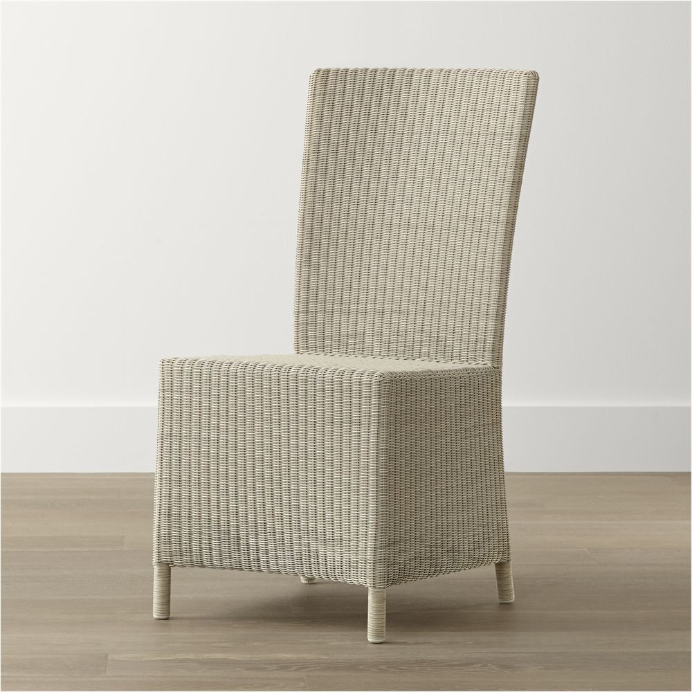 Captiva Seaside White Dining Chair | White dining chairs, Dining ...