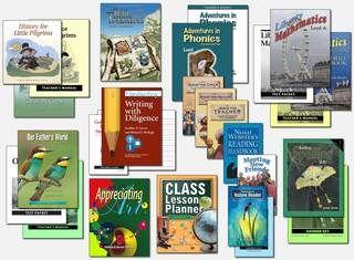 Photo of Christian Liberty Curriculum Kits