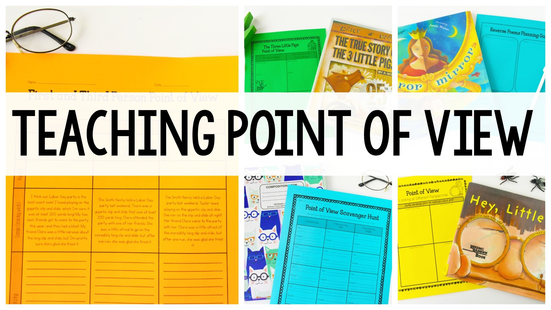Point Of View Lessons With Images