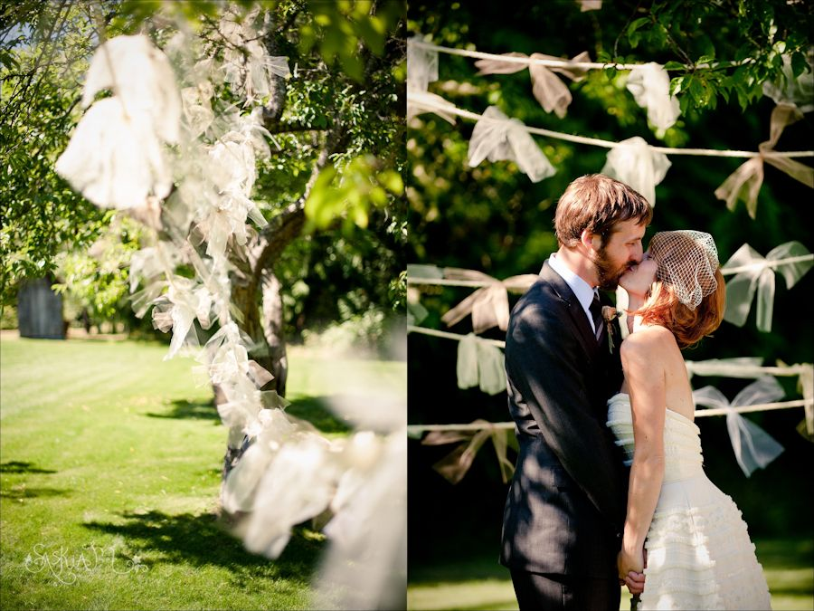 Sweet Farm Kitchen Wedding in Poulsbo Michaela and Justin