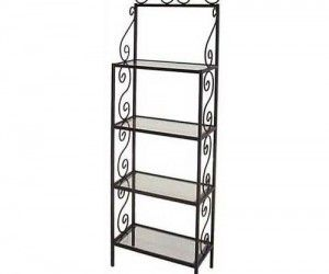 Best 12 Excellent Narrow Bakers Rack Ideas Picture Bakers Rack