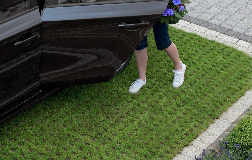 Grasdallen oprit Huis Pinterest Plants and Gardens
