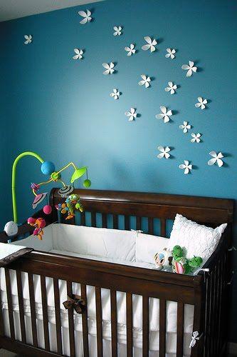 Baby Room Wall Decals - LoveToKnow: | Nursery Room Boy, Baby Room Wall, Girl Nursery