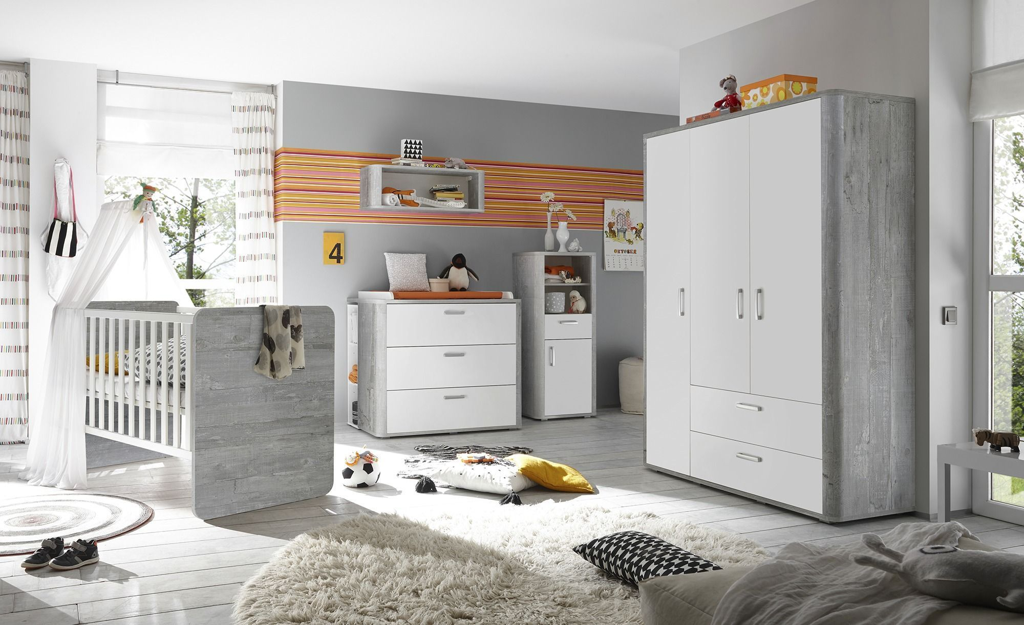 Hannes Kinderbett Gefunden Bei Mobel Hoffner In 2020 Babyzimmer Ideen Wandgestaltung Kinderzimmer Kinderbett
