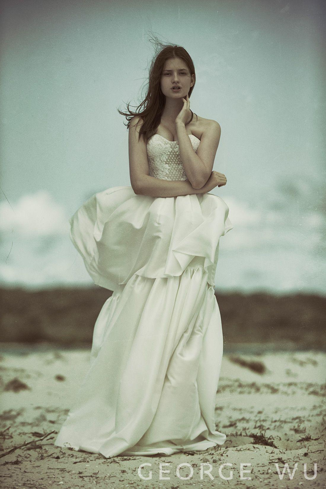 George Wu 2015 Bridal Collection - Polka Dot Bride