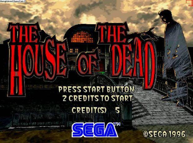 house of the dead 2 arcade emulator