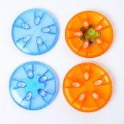 Orange Jellyfish - Set Of 12 - Sensory Toys - Balance