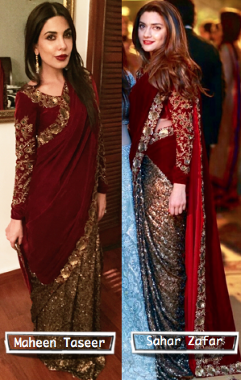 Traditional Women Pline Sari Indian Designer Party Wear Saree Pakistan Sari