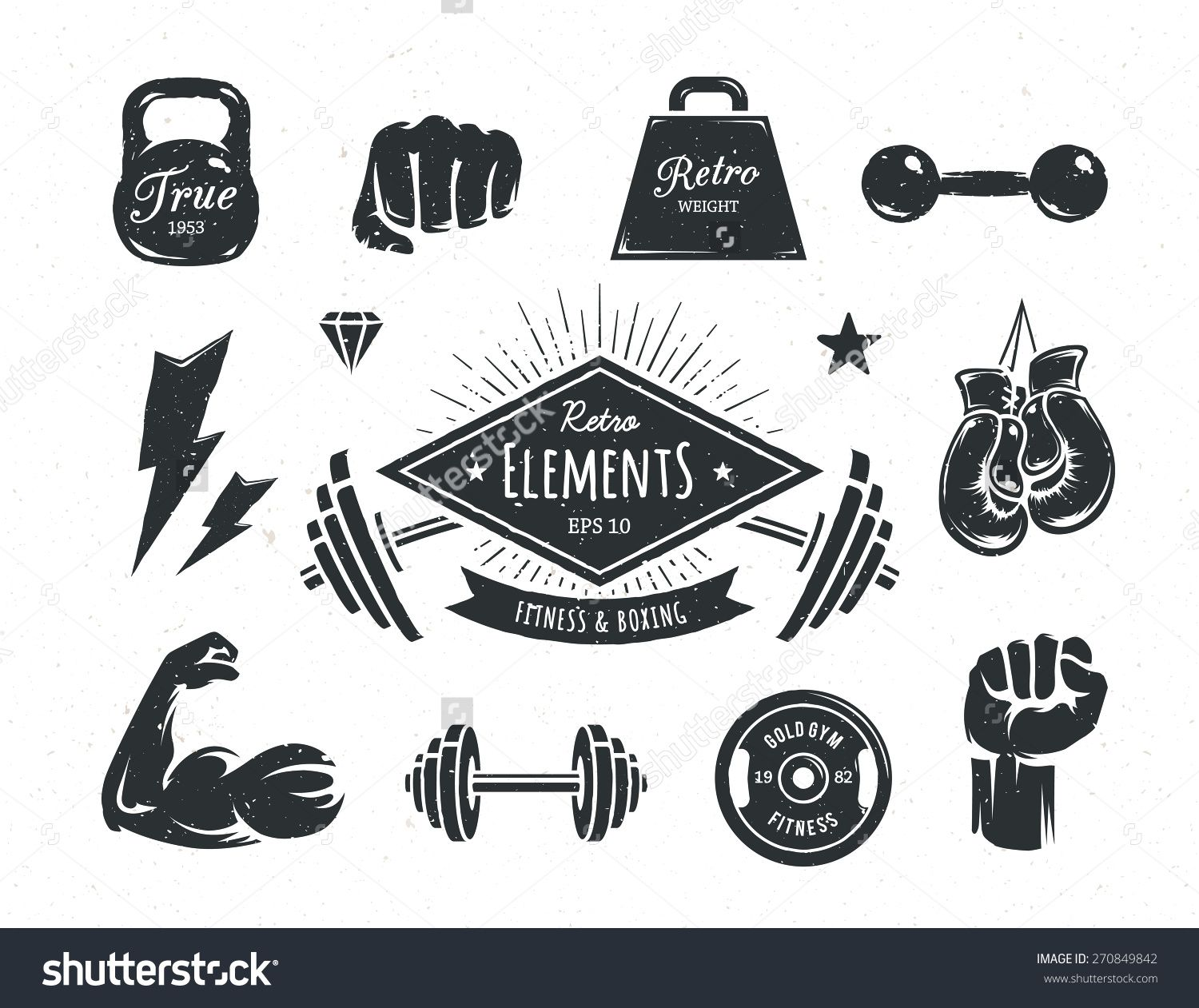 routine and fitness logo - Google Search