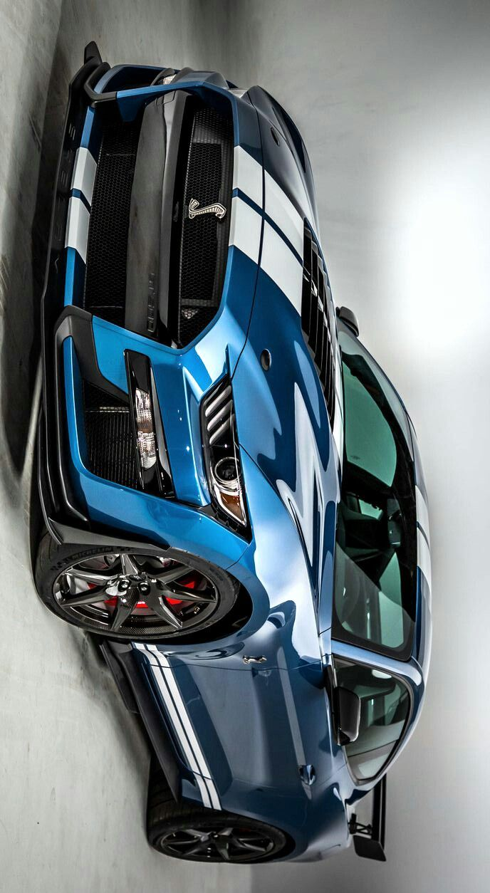 (°!°) 2020 Ford Shelby Mustang GT500