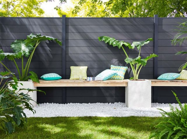 l 39 am nagement du jardin elle d coration en 2019 jardin. Black Bedroom Furniture Sets. Home Design Ideas