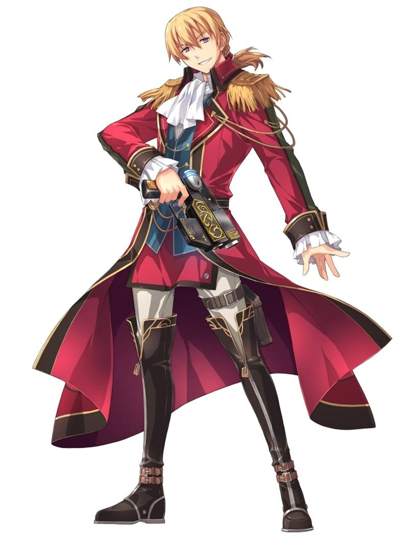 d0c67159c534 Olivert Reise Arnor from The Legend of Heroes  Trails of Cold Steel ...