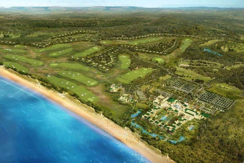 MAZAGAN BEACH AND GOLF RESORT LUXURY VILLA - Villas à louer à El