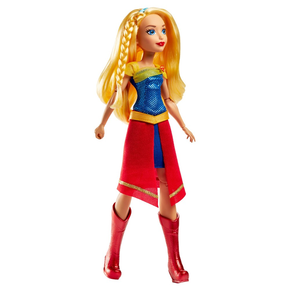 DC Super Hero Girls Supergirl of Krypton Deluxe 12 inch Action Doll