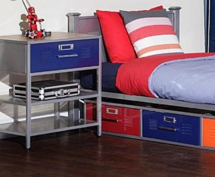 Locker Room Style Bed Bed Styling Fashion Room Room