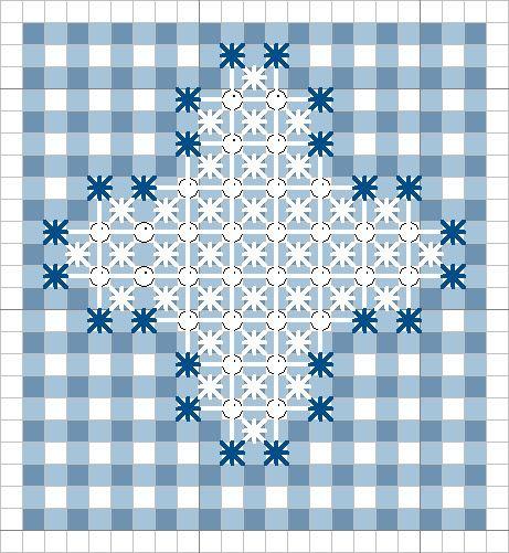 Chicken Scratch Flower 2g 461501 Pixels Embroidery Patterns