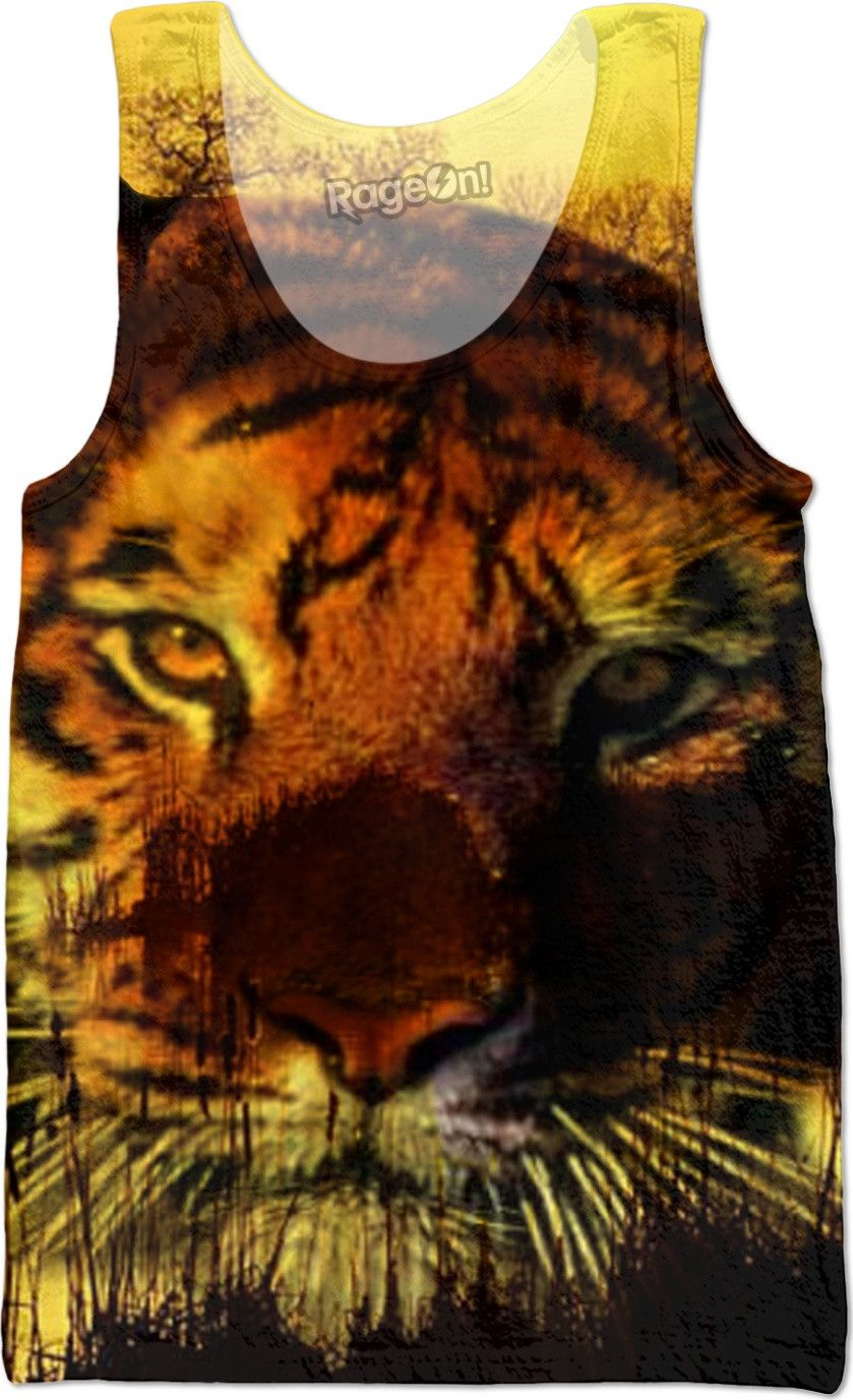 Check out my new product https://www.rageon.com/products/tiger-face-tank-top on RageOn!