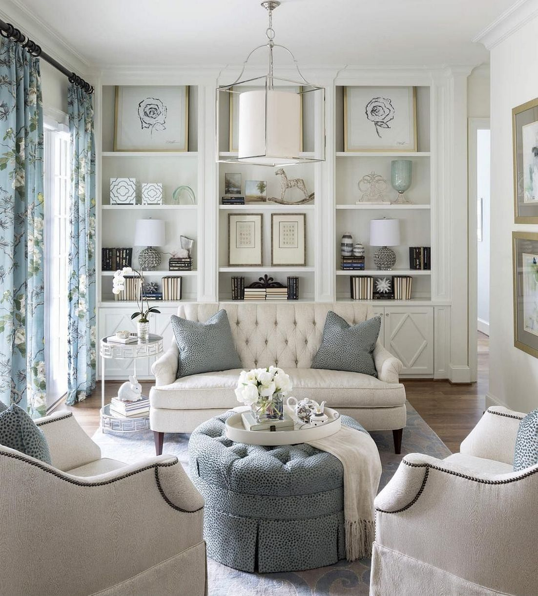 90+ Creative Ways to French Style Living Room ...