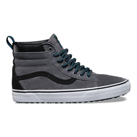 zapatillas vans hombre negras sk8